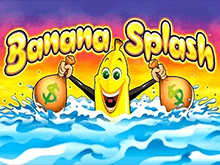 Автомат Banana Splash в Вулкане Удачи