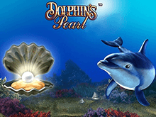 Автомат Dolphin's Pearl на деньги