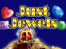 Автомат Just Jewels в Вулкане Удачи