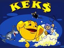 Автомат Keks на деньги