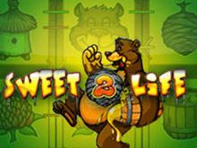 Автомат Sweet Life 2 в Вулкане Удачи
