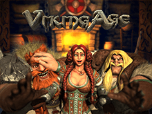 Автомат Viking Age на деньги