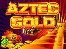 Автомат Aztec Gold на деньги