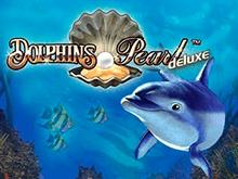 Автомат Dolphin's Pearl Deluxe на деньги