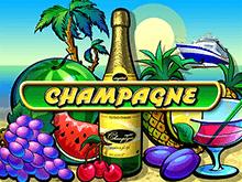 Игровой автомат на деньги Champagne