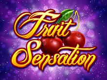 Автомат Fruit Sensation в казино Вулкан Удачи