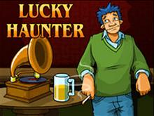 Игровой автомат Lucky Haunter в клубе Вулкан Удачи
