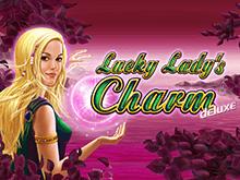 Автомат Lucky Lady's Charm Deluxe в Вулкане Удачи