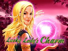Автомат Lucky Lady's Charm на деньги