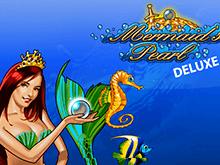 Игровой автомат Mermaid's Pearl Deluxe на деньги