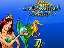 Игровой автомат на деньги Mermaid's Pearl