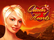 Игровой автомат на деньги Queen of Hearts