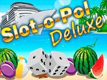 Играть в автомат Slot-o-pol Deluxe на деньги