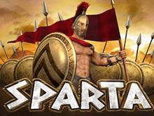 Автомат Sparta в казино Вулкан Удачи