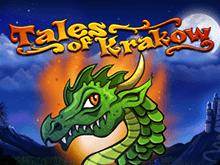 Автомат на деньги Tales Of Krakow