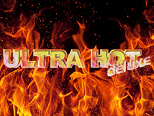 Автомат Ultra Hot Deluxe в клубе Вулкан Удачи