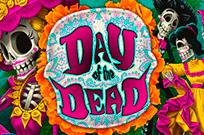 Онлайн ставки в автомате День Мертвых