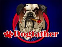 Игровой автомат с выигрышами Dogfather от Microgaming