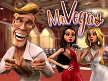 Игровой автомат онлайн в демо и на деньги Mr Vegas от BetSoft