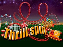 Играть в игровой автомат Thrill Spin от NetEnt