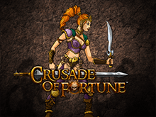 Играть в казино в слот Crusade Of Fortune
