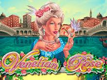 Играть в игровой слот в казино онлайн Venetian Rose