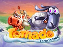 Игровой автомат в казино онлайн Tornado Farm Escape
