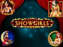 Игровой автомат Шоу Девочек на реальные деньги в казино